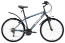 "Велосипед горный Forward 26"" Altair MTB HT 18-ск серый р.15"