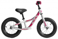 "Беговел Stels 12"" powerkid Boy розовый"