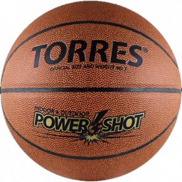 "Мяч баск. ""TORRES Power Shot"" р.7"