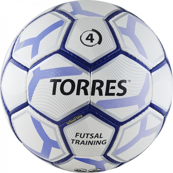 "Мяч футб. ""TORRES Futsal Training"", р.4"