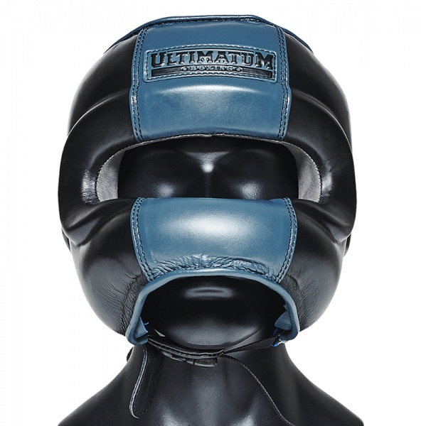 Шлем бамперный Ultimatum Boxing Gen3FaceBar р.M (55-57)