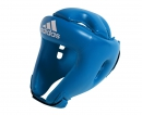 Шлем боксерский Adidas Competition Head Guard цв.синий р.L
