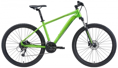 "Велосипед горный Merida 27,5"" Big.Seven 40-D LiteGreen/Black р.19"