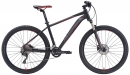 "Велосипед горный Merida 27,5"" Big.Seven 80-D MattBlack/Red/Silver р.19"