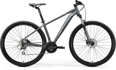 "Велосипед горный Merida 29"" Big.Nine 20-D MattAnthracite/Black/Silver р.17"