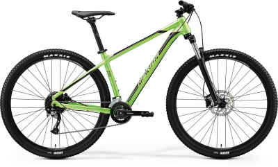 "Велосипед горный Merida 29"" Big.Nine 200 GlossyGreen/Black р.18.5"