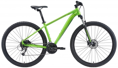 "Велосипед горный Merida 29"" Big.Nine 40-D LiteGreen/Black р.19"