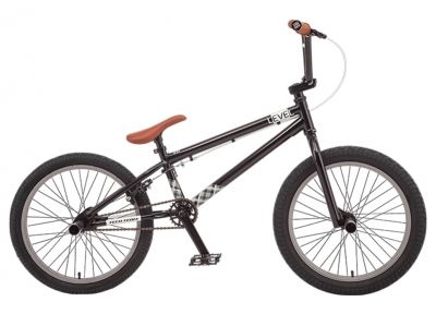 "Велосипед TechTeam 20"" BMX Level черный"