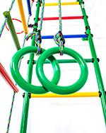 Гимнастические кольца для ДСК